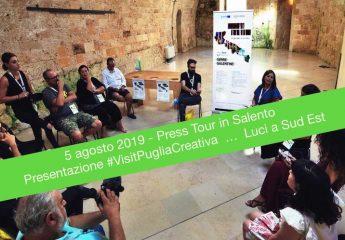 Luci a Sud Est, dal 5 al 7 agosto nelle Serre Salentine – Presentazione- (Video)