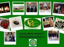Che storia Party Round Green! Il primo multiservice in Italia per eventi