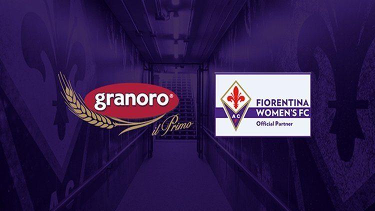 Granoro sarà official partner di Fiorentina Women's FC