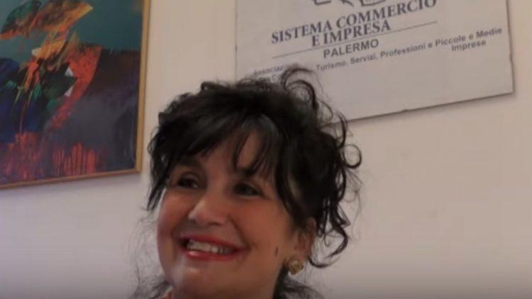 Giovanna Ciralli presidente Sistema Commercio e Impresa di Palermo (Video)