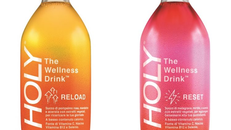 Holy wellness drink made in Italy