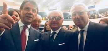 Premier Giuseppe Conte – Centenario nascita di Fiorentino Sullo – Avellino Teatro Gesualdo