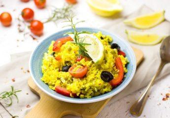 Pasta di riso e sportivi: cibo sano ed energetico