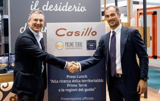 Gruppo Casillo a Host 2019: nasce la dodicesima filiera Prime Terre con 8.500 tonnellate di grano
