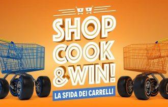 """A Lidl arriva la food competition """"SHOP, COOK & WIN! con gli chef Simone Rugiati e Matteo Torretta"""