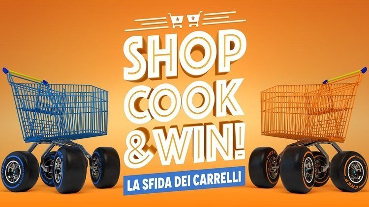 "A Lidl arriva la food competition ""SHOP, COOK & WIN! con gli chef Simone Rugiati e Matteo Torretta"