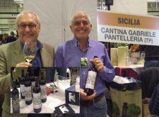 Zibibbo di Pantelleria al FIVI Piacenza 2019 – Antonio Gabriele incontra Giampietro Comolli