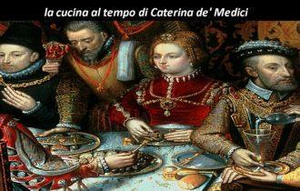 Storia e Cultura a tavola: dall'Impero rinascimentale italiano al regno francese