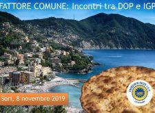 Fattore Comune 2019: Incontro tra DOP E IPG di Liguria, Piemonte, Lombardia ed Emilia Romagna