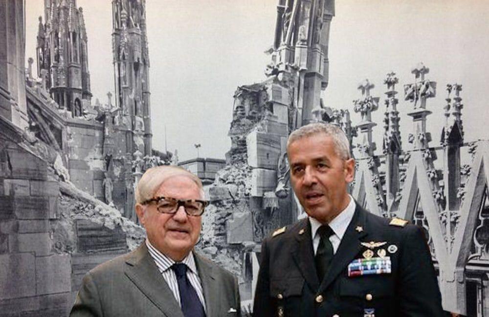 """Sebastiano Parisi  """"Milano sotto le bombe"""" , seconda guerra mondiale"""