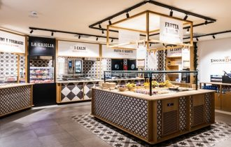 Torino Airport rinnova il Livello Superiore Partenze: Chef Express presenta i nuovi spazi di ristorazione