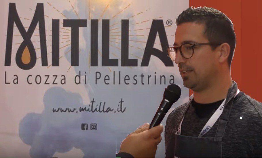 Mitilla, la cozza firmata, e Lorenzo Busetto a Milano Golosaria 2019 (Video)