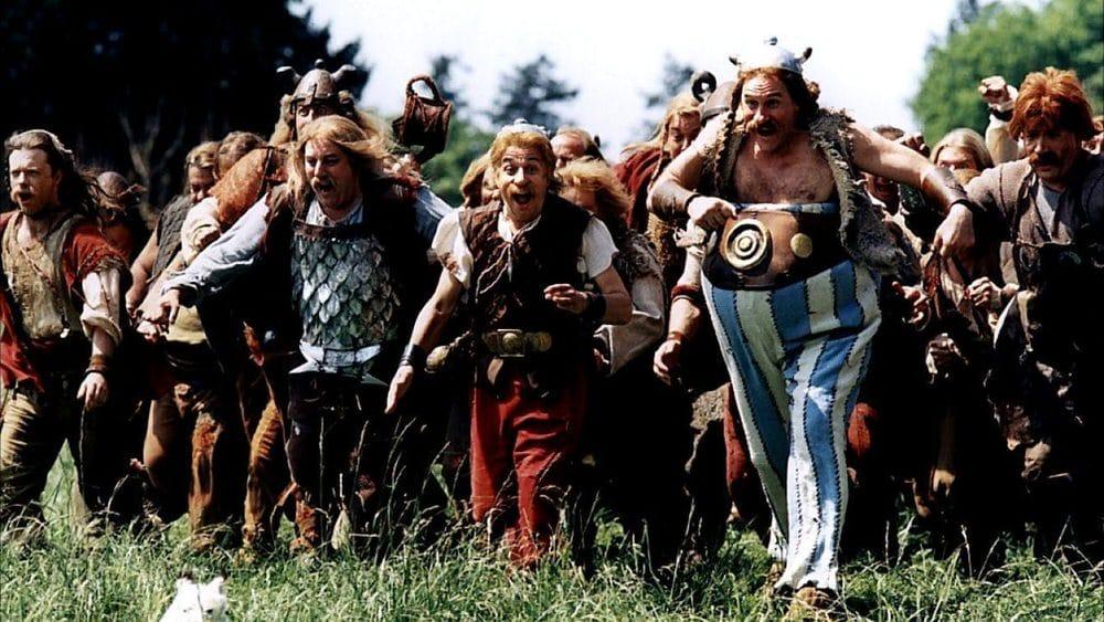 Asterix e Obelix contro Cesare: mangia come un Gallo