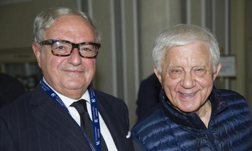 Don Antonio Mazzi 90^ Genetliaco –  Comunita' Exodus – Gli auguri di AMICI DI MILANO