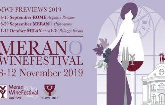 Perlage al Bio&Dynamica del Merano WineFestival l'8 novembre