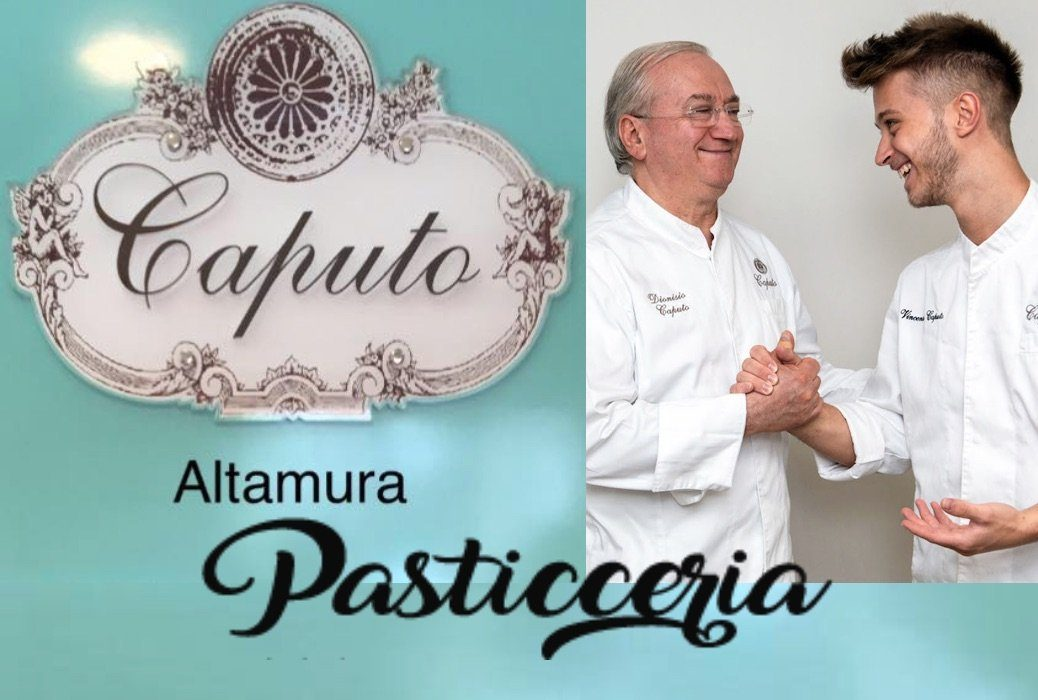 Dionisio Caputo Maestro d'arte della Pasticceria ad Altamura(Video)