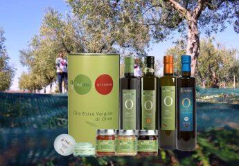 Feudotto, LA GOCCIA D'ORO: olio EVO di Menfi