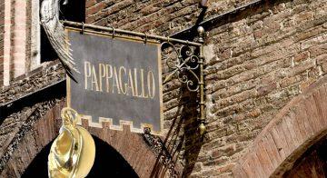 Tortellini al mignolo del Ristorante Pappagallo di Bologna