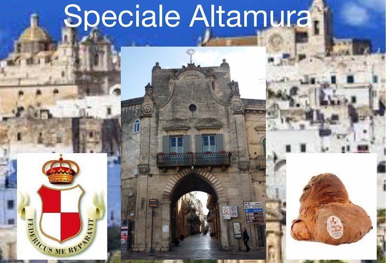 Speciale Altamura 2019 – Pane DOP e dintorni (Articoli e video)