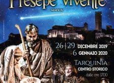 Danze, fachiri e serpenti, a Tarquinia (VT) il Presepe Vivente è uno spettacolo – 26 dicembre/6 gennaio