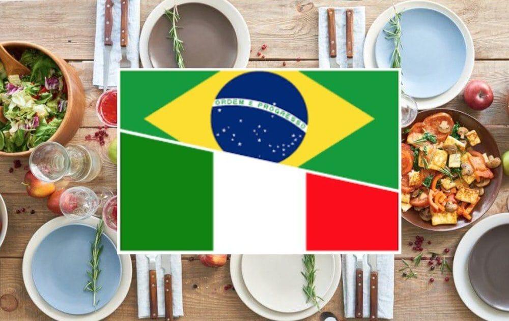 Cucina Brasiliana e cucina Italiana, un ponte di eccellenze a tavola