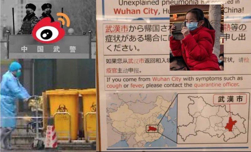 Epidemia Cina: ultim'ora da Wuhan – Coronavirus da cibi altamente pericolosi