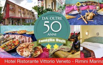 Rimini Marina, Hotel economico con tutti i confort