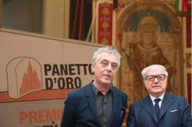 Premio Panettone d'Oro alla virtu' civica Milano 2020