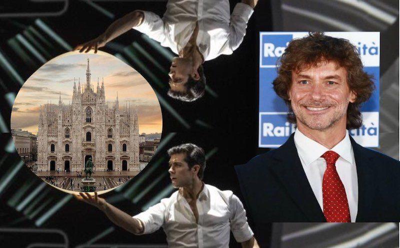 Meraviglie RAI di Alberto Angela con Roberto Bolle sulla Fabbrica del Duomo, Milano