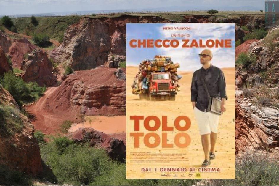 Tolo Tolo, Spinazzola e Checco Zalone