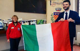 Vienna Cammarota, conclusa l'attraversata degli Appennini da Bologna a Prato