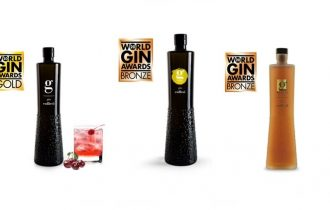 "I Gin Collesi spopolano ai ""World Gin Awards"" 2020"
