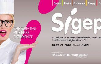 Dal 18 al 22 gennaio torna SIGEP, il Salone Internazionale di Gelateria