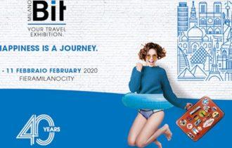 Al via la 40° edizione del BIT: Borsa Internazionale del Turismo