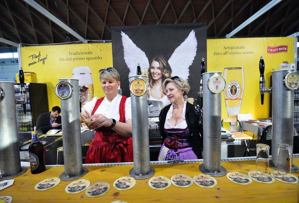 In pieno svolgimento Beer&Food Attraction alla Fiera di Rimini