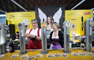 In pieno svolgimento Beer&Food Attraction alla Fiera di Rimini