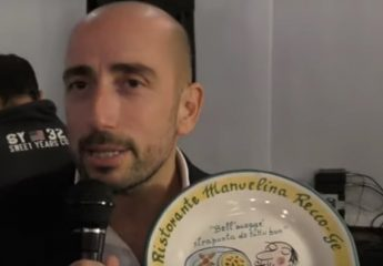 I piatti del Buon Ricordo di Cesare Carbone  – La Manuelina, Recco – (Video)