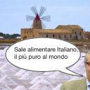 Osservatorio Economico del Sale Italiano: #saleitaliano alimentare è il più puro al mondo