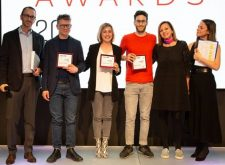 Nico Salvatori Best Bartender under 35 ai Food&Wine Italia Awards