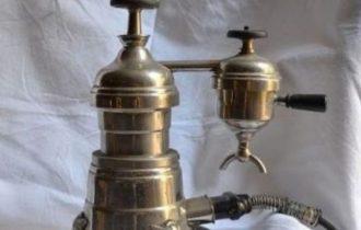 Macchinette da caffè: quando nacque il primo modello in assoluto?