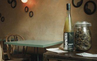 Arriva il primo Vermouth al Mondo a base di Canapa