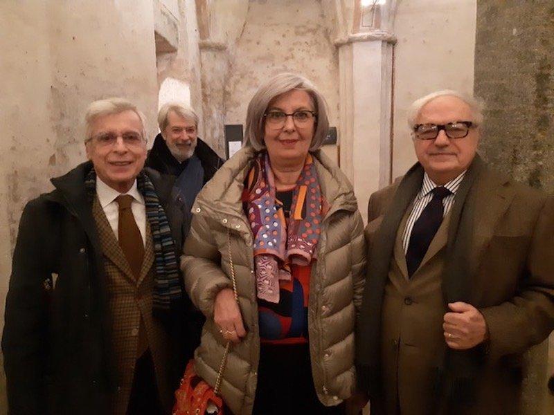 LA CHIESA IPOGEA DI SAN SEPOLCRO, UMBILICUS DI MILANO