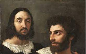 Raffaello, icona del turismo italiano… anche in Francia, con la Gioconda