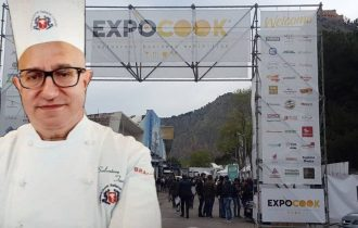 Salvatore Turturo, Chef presidente FIC Puglia all'ExpoCook a Palermo