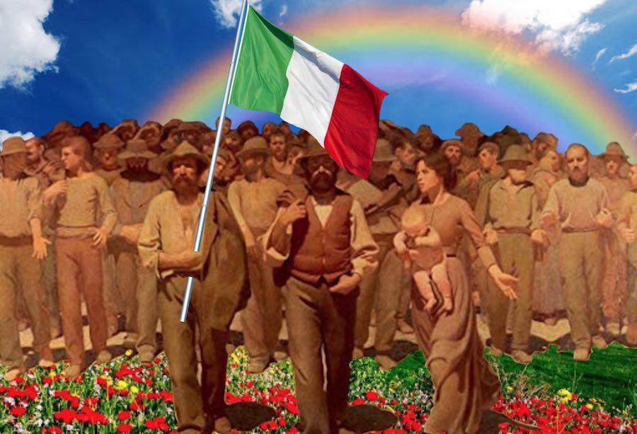 Coronavirus, Europa tentenna e la fierezza di essere Italiano. Grazie Italia, by Comolli