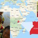 "An Italian ""muzungu""  for a month traveling / vacation in Uganda (English and Italian text)"