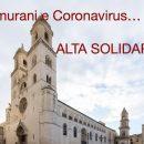 Pietro Ninivaggi per le famiglie più bisognose dei Comuni di Altamura e Irsina
