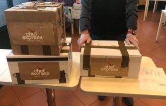 Chef Express e Banco Alimentare insieme per gli indigenti