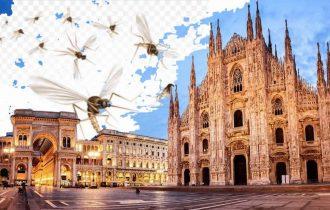 Lotta anti-zanzare parzialmente sospesa a Milano