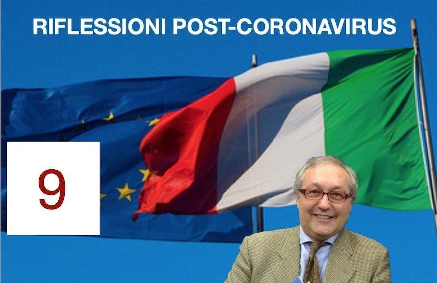 9 #POSTCORONAVIRUS: ATTENZIONE AI DANNI INDIRETTI, by Comolli